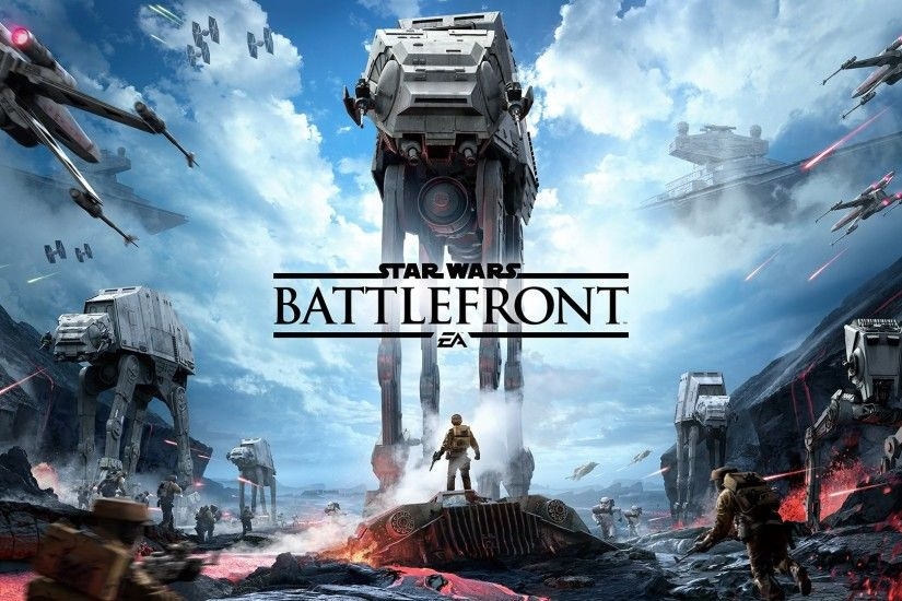 Star Wars: Battlefront, Star Wars, EA Games, Dice, AT AT,