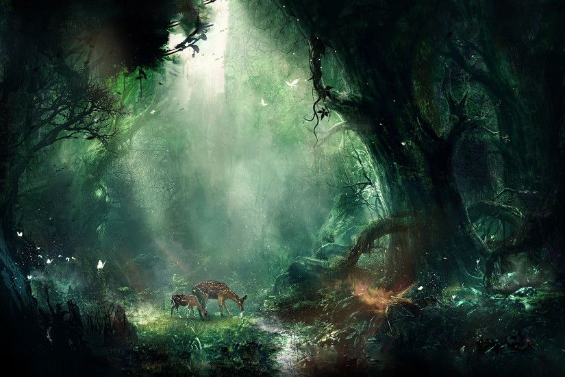 Bambi Jungle Wallpapers | HD Wallpapers