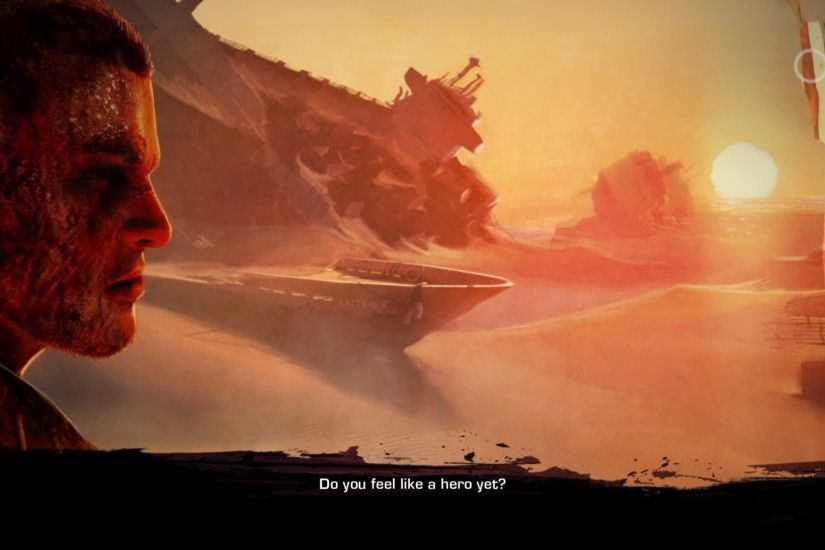 Spec Ops: The Line, Loading Screens quote | Spec Ops: The Line | Pinterest  | Video games and Videogames