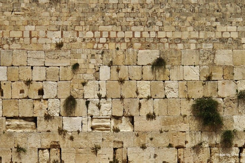 ... western wall My Travels With a Camer
