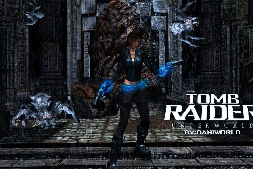... Tomb Raider Underworld Wallpaper - Southern Mexico by daniworld