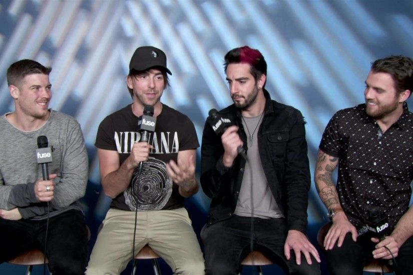 Watch All Time Low Take Fuse's 'Which Pop-Punk Band Are You?' Personality  Quiz - Fuse