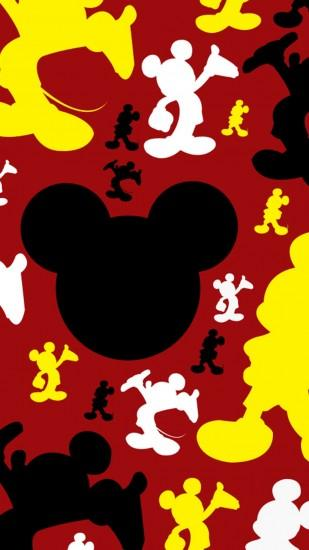 FunMozar – Mickey Mouse Wallpapers For IPhone 5