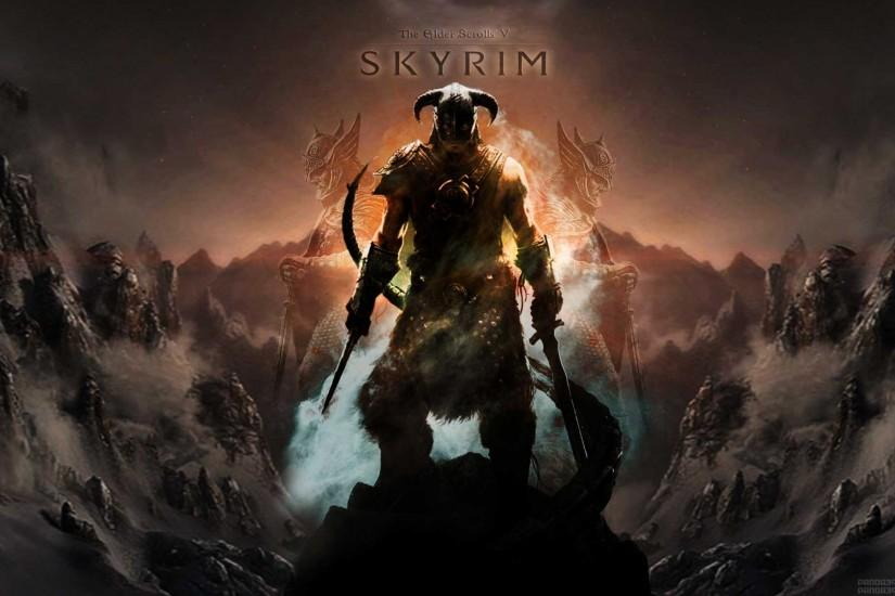 skyrim wallpapers 1920x1200 download