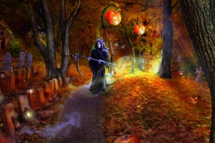 yahoo halloween wallpaper | Halloween Wallpapers 71, Free Wallpapers, Free  Desktop Wallpapers, HD