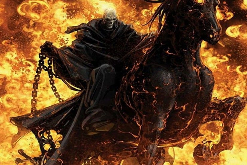 Pin Ghost Rider Fire Skull 1920x1080 Hd Wallpaper Jootix on Pinterest
