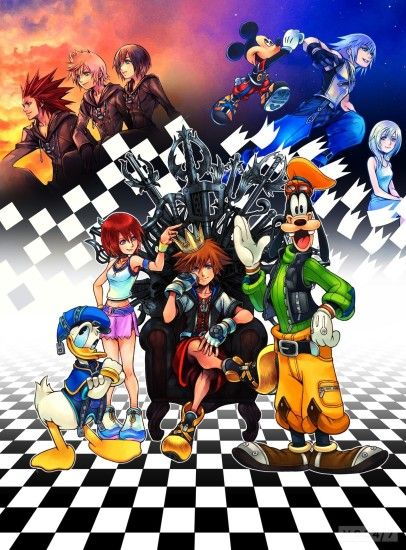 Kingdom Hearts HD Remix coming to Playstation 3 - Gadgetmania