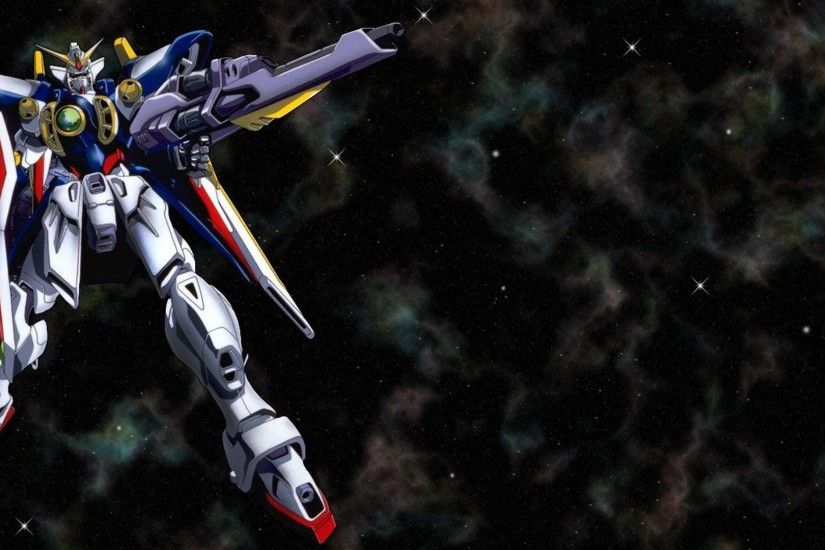 mobile suit gundam wing anime hd photo 11