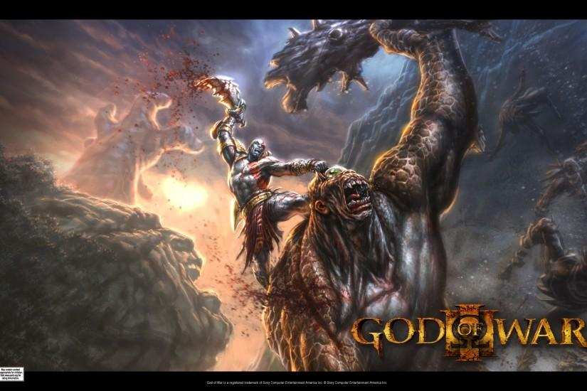 God Of War Wallpaper Hd wallpaper - 20044