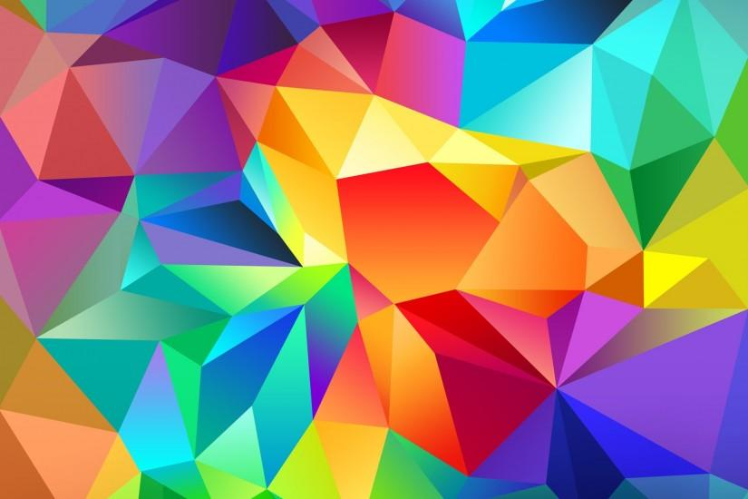 vertical polygon background 2048x2048