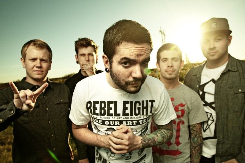 A Day To Remember Wallpaper 1920x1080