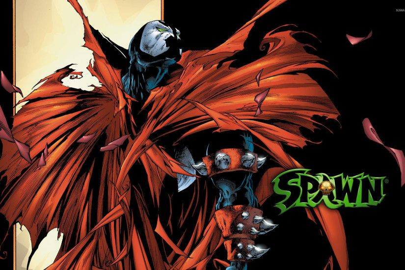 Spawn [8] wallpaper