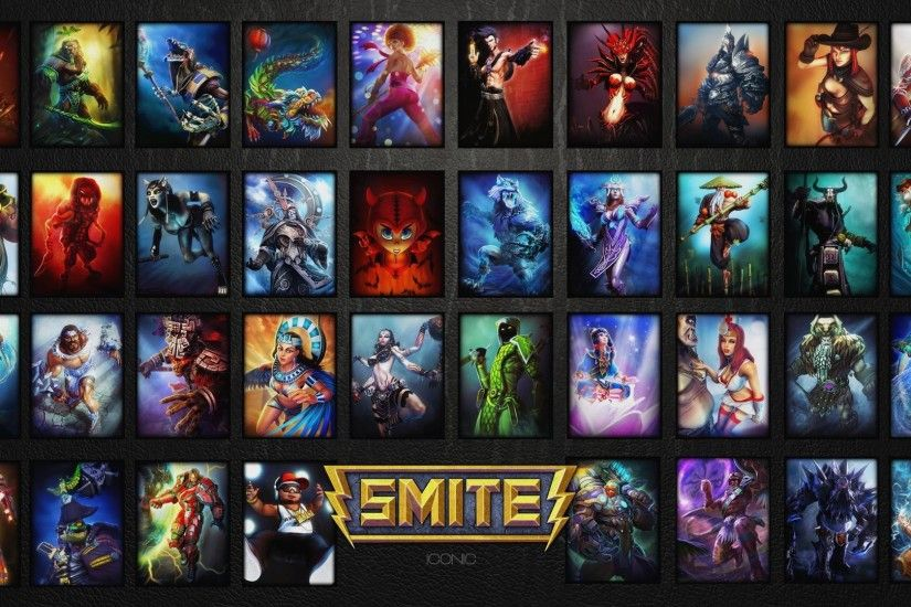 Smite free wallpapers