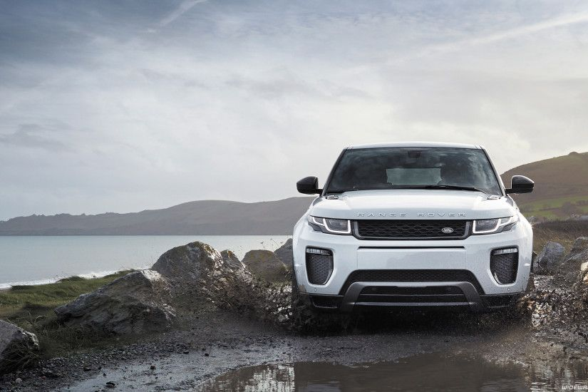 Range Rover Evoque HSE Dynamic Car Wallpapers .
