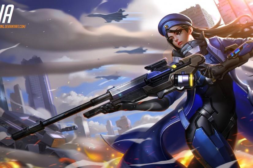 overwatch hd wallpaper 2560x1440 hd for mobile