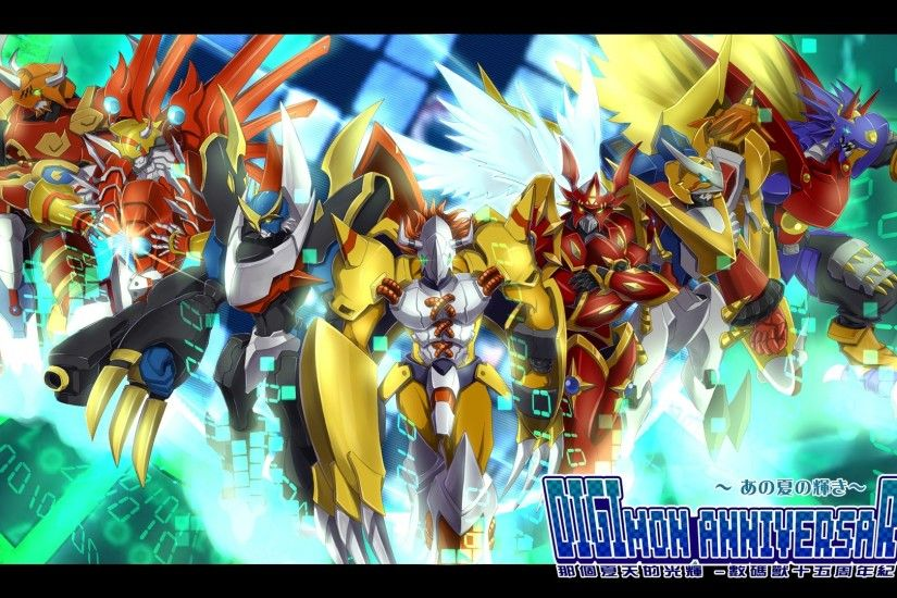 Digimon Adventures ff wallpaper