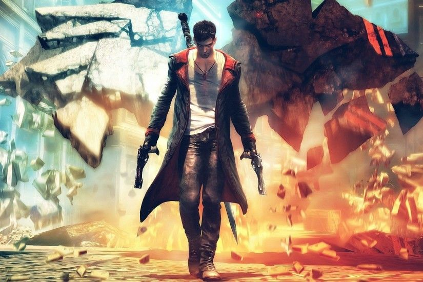 Devil May Cry images My Dante Fanart HD wallpaper and background 1024×576 Devil  may