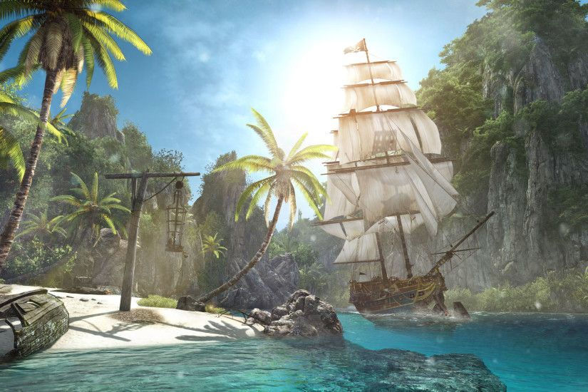 Ac4 Black Flag Wallpapers - Wallpaper Cave
