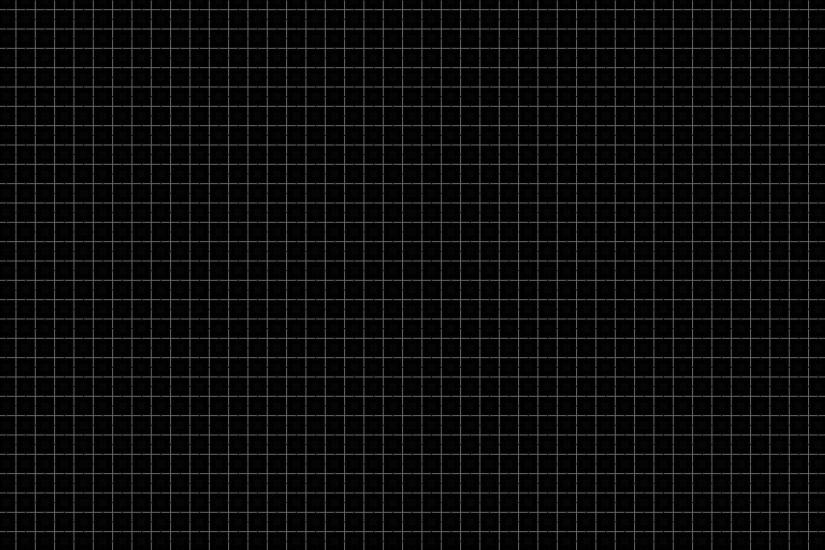 Black Grid Background ...