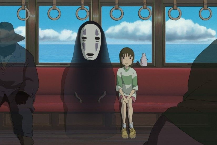 Studio Ghibli, Spirited Away, Anime Wallpaper