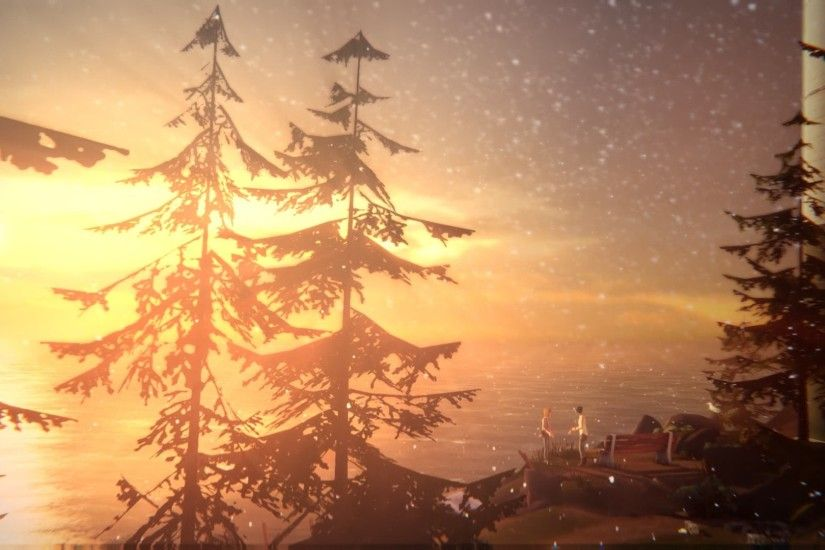 Life is strange, just love the artstyle.