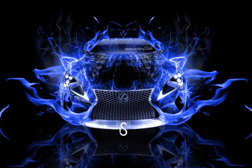 ... blue fire wallpaper wallpapers browse ...