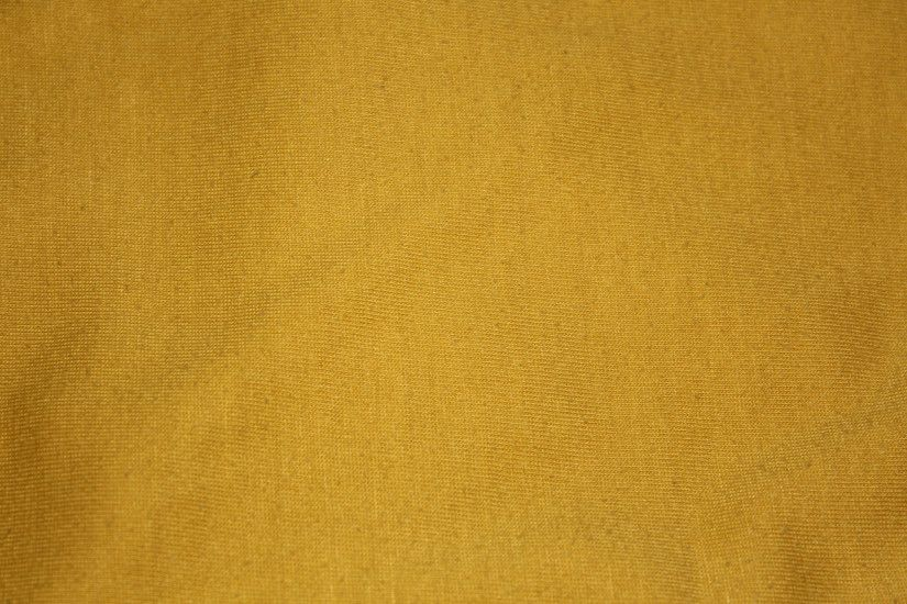 Yellow Gold Textile Background