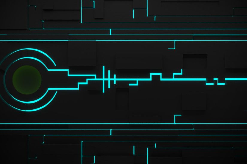 Abstract Alien Backgrounds Blue Glow Grid Tron Legacy