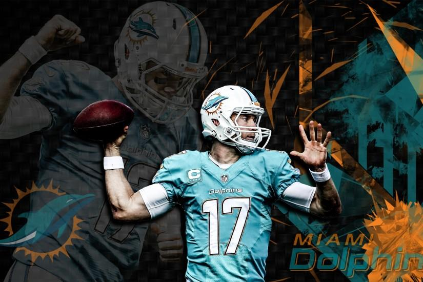 Backgrounds Miami Dolphins HD.