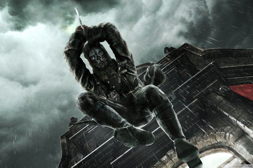 Dishonored (2012) HD Wide Wallpaper for Widescreen
