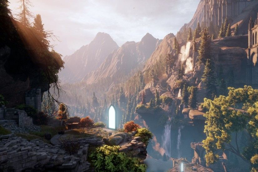 Dragon Age Inquisition: Trespasser ReviewReview