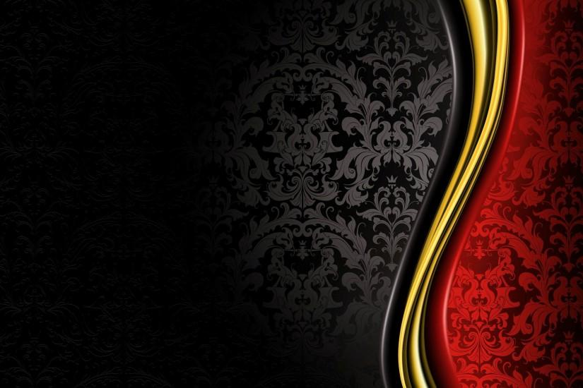 Black, red and yellow pattern background wallpaper | 2478 | Desktop and  mobile backgrounds | 2560x1600