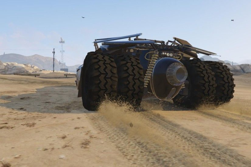 GTA 5 The Tumbler rear right side view