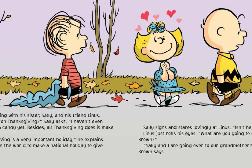 A Charlie Brown Thanksgiving #7