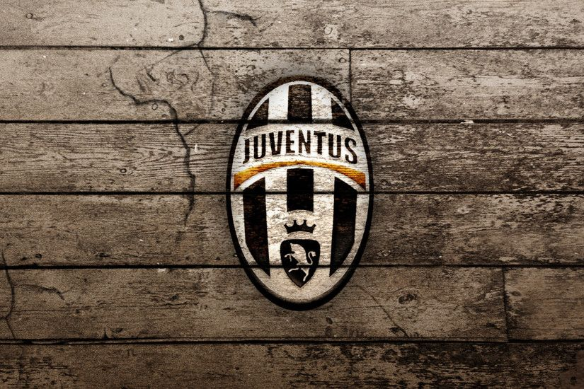 Juventus Football Logo HD Wallpaper