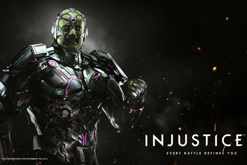 "Download these and other ""Injustice 2"" wallpapers from Injustice.com."