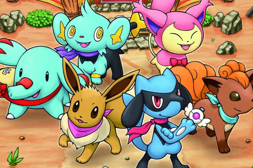 3 Pokémon Mystery Dungeon titles available on Wii U Virtual Console  Thursday | Nintendo Wire