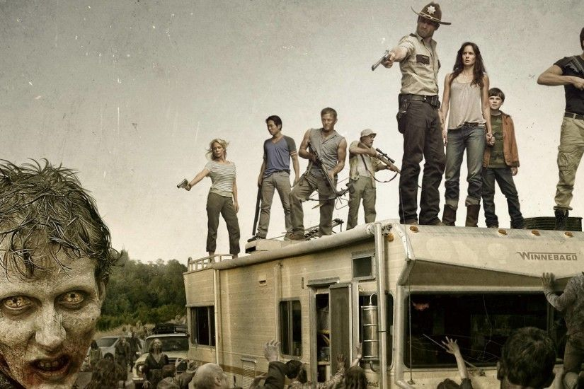 The Walking Dead - The Walking Dead Wallpaper