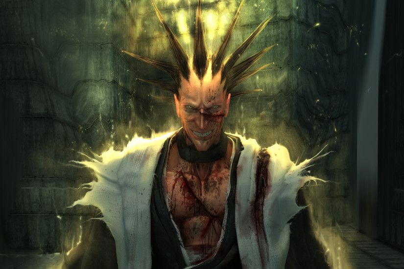 289 Kenpachi Zaraki HD Wallpapers | Backgrounds - Wallpaper Abyss - Page 2