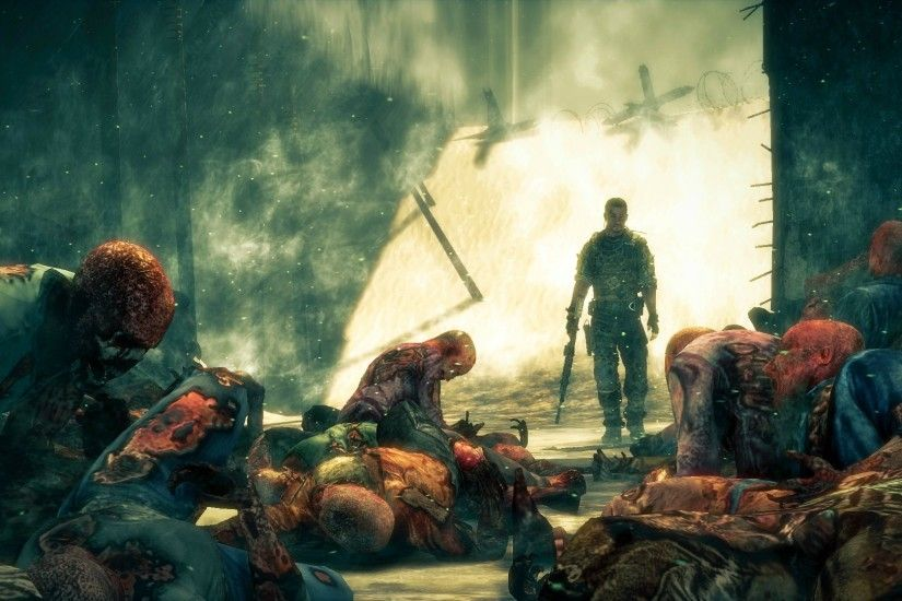 Spec Ops: The Line was reviewed on the PC. The game was published by 2K  Games and developed by Yager Development (Single player) and Darkside Game  Studios ...