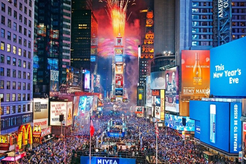 New Years Eve New York City 2017 Images and HD Wallpaper