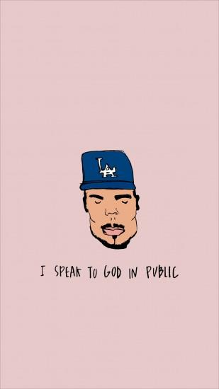 amazing chance the rapper wallpaper 1242x2208 for computer