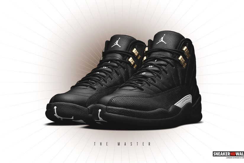 Download link: Air Jordan 12 The Master HD wallpaper