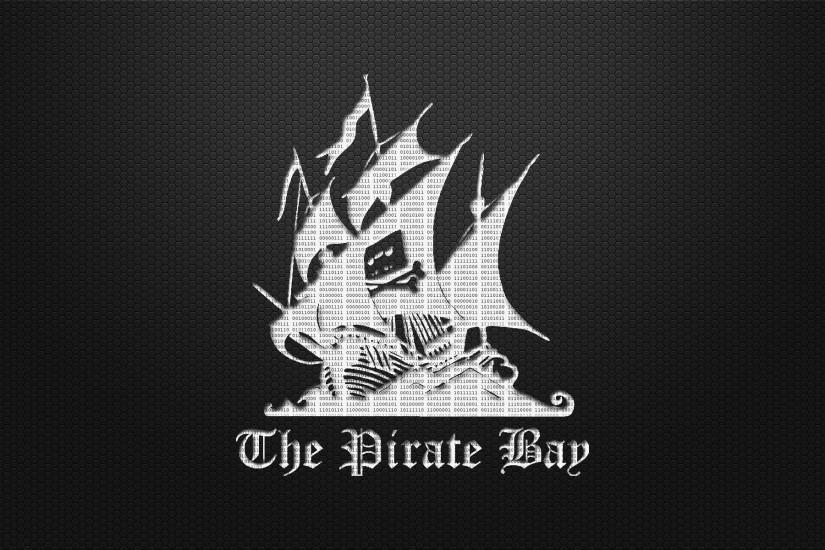 The largest torrent tracker The Pirate Bay, background