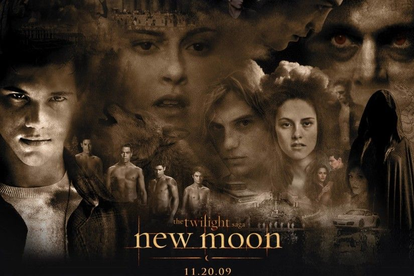 New moon wallpaper everything Wallpaper