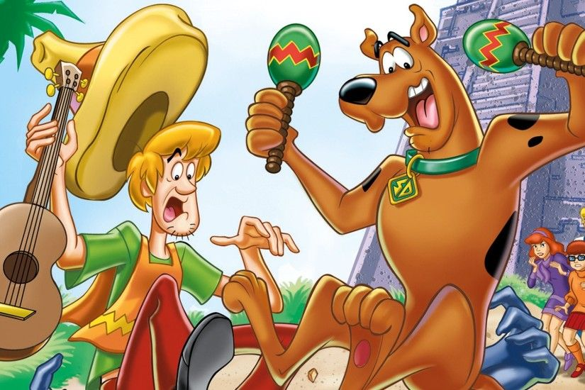 Movie - Scooby-Doo and the Monster of Mexico Wallpaper