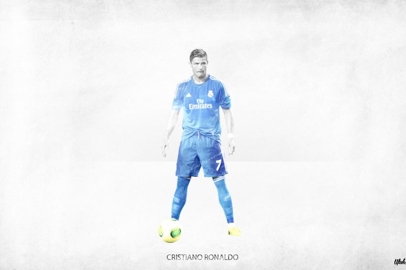 ... Cristiano Ronaldo Real Madrid Wallpaper - WallpaperSafari ...