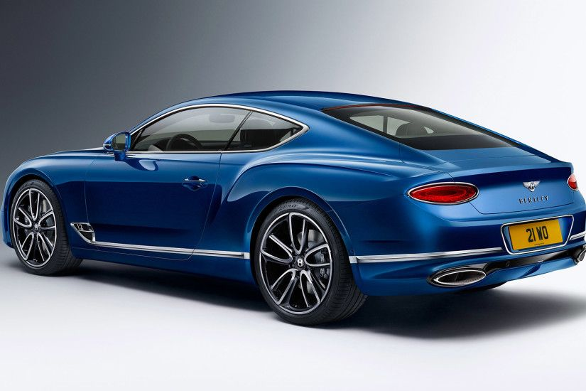 2018 Bentley Continental GT picture