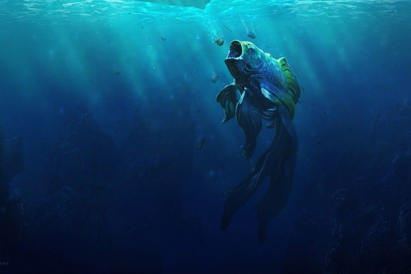 1920x1200 underwater most popular wallpaper for desktop