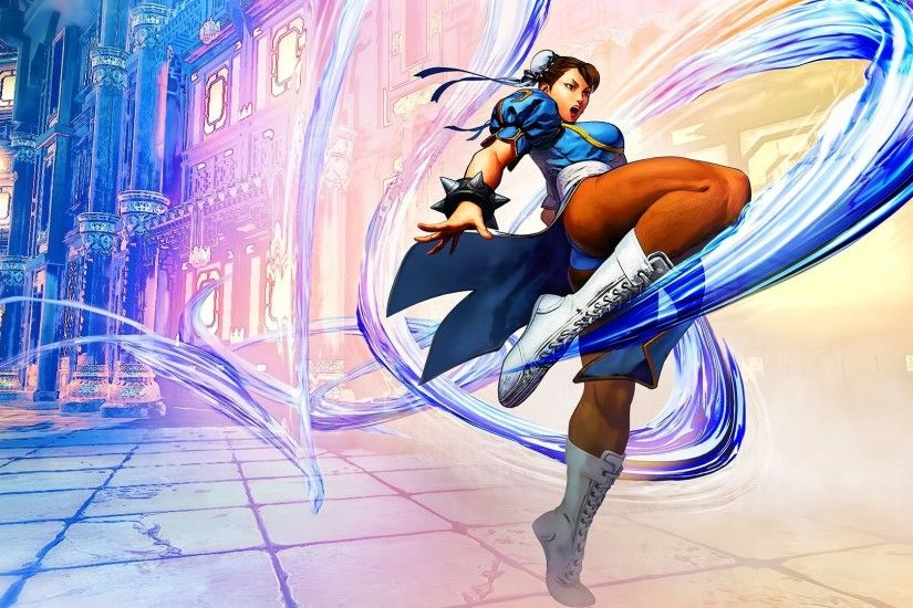 video Games, Chun Li, Street Fighter Wallpapers HD / Desktop and Mobile  Backgrounds